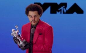The Weeknd hisztizni kezdett, mert nem kapott Grammy-jelölést