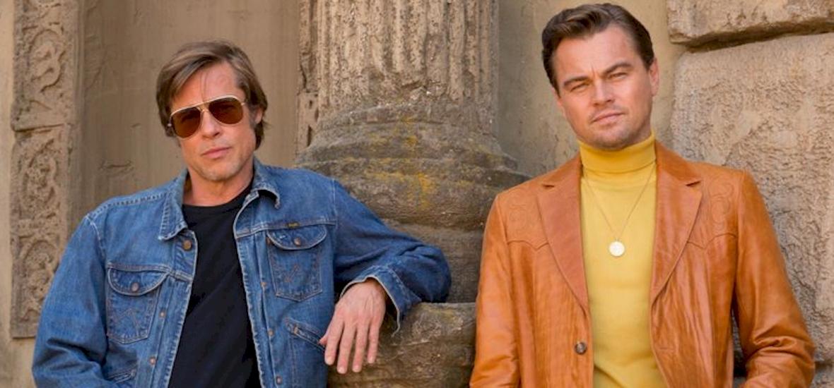 Leonardo DiCaprio és Brad Pitt együtt nézik a pornót – Coub-válogatás