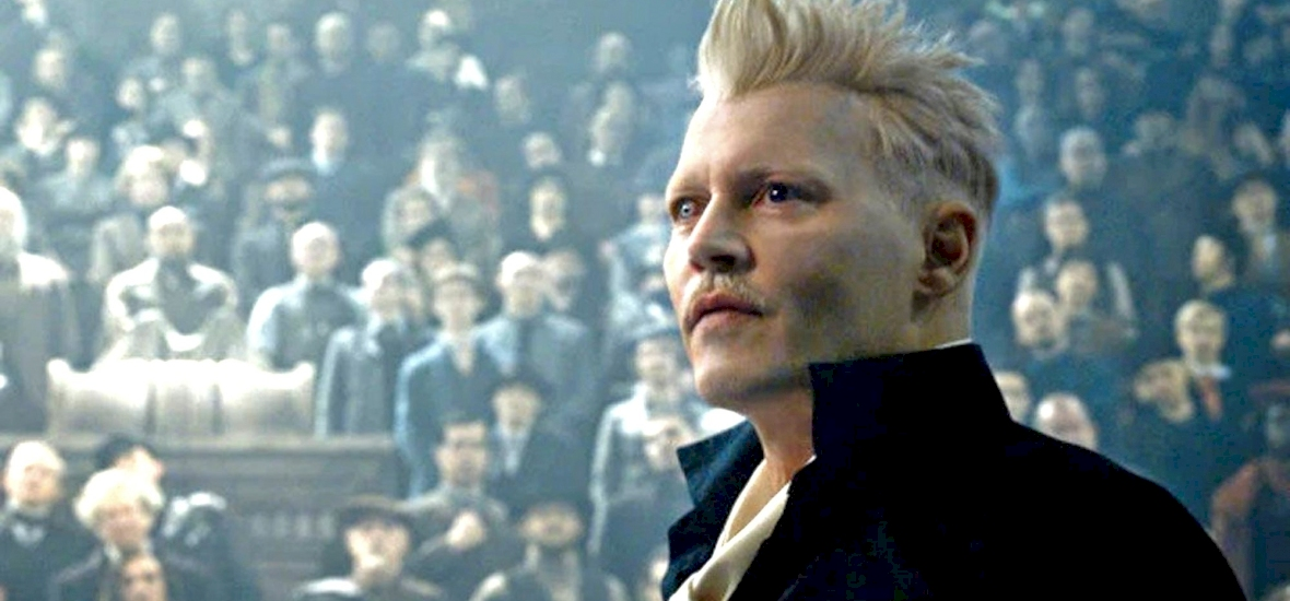 Hivatalos: megtalálták Johnny Depp utódját a Legendás állatok filmekbe