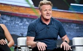 Több mint 32 ezer forintba kerül Gordon Ramsay-nél egy hamburger, ráadásul köret nélkül