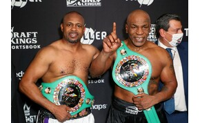 Mike Tyson és Roy Jones összecsapásának az lett a vége, hogy bejelentették: mindketten folytatják