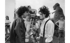 Johnny Depp minden reggel egy margaritával köszöntötte az Ollókezű Edward forgatókönyv-íróját
