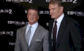 Sylvester Stallone az intenzívre került Dolph Lundgren miatt