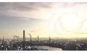 Ijesztő égi jövevény okozott pánikot: pár másodpercre hirtelen nappal lett az éj közepén - videó