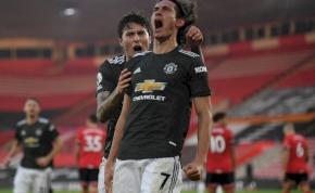 Rasszista jellegű üzenete miatt eltilthatják a United játékosát