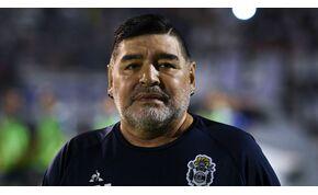 Szívszorító: ez volt Maradona utolsó üzenete a halála előtt