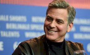 George Clooney 25 éve saját magának vágja a haját, ráadásul nem akárhogy