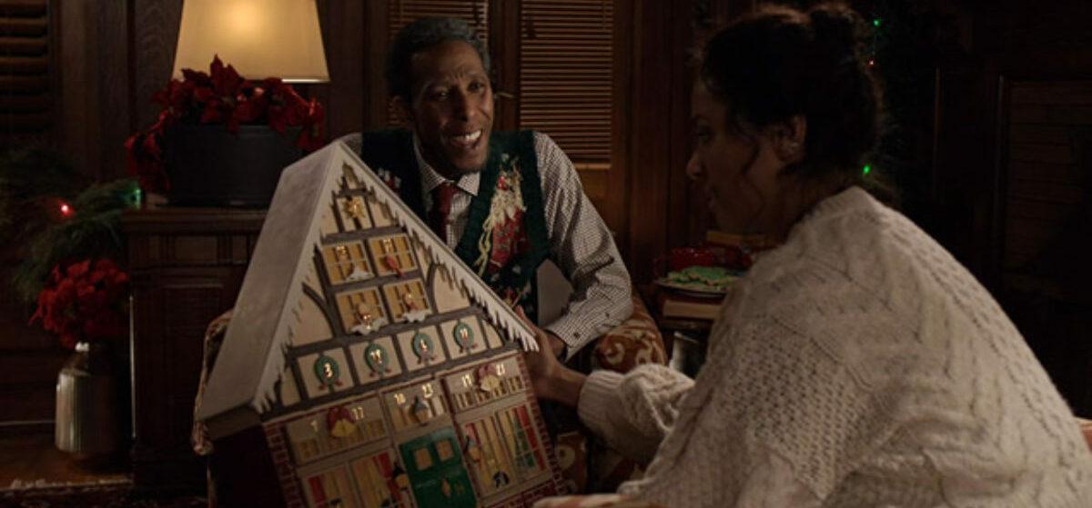Életre kelt egy család adventi kalendáriuma, ami egykor a nagymamáé volt