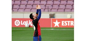 A Barca ideiglenes elnöke eladta volna Lionel Messit