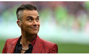 Robbie Williams bejelentette: Új bandát alapít