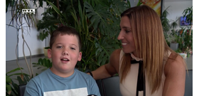 Schobert Norbi gyereke pont az egészséges ételeket nem szereti – videó