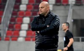 Már nem Feczkó Tamás a DVTK vezetőedzője