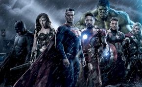 Amire minden rajongó várt: összecsapnak a Marvel és a DC szuperhősei