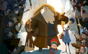 A Netflix egy gyönyörű filmmel megidézte a Disney-reneszánszt – Klaus-kritika