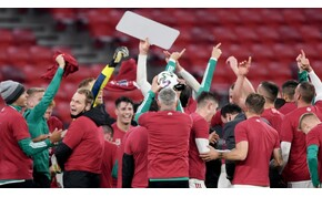 A magyar labdarúgó-válogatott az év legnagyobbat fejlődő csapata!