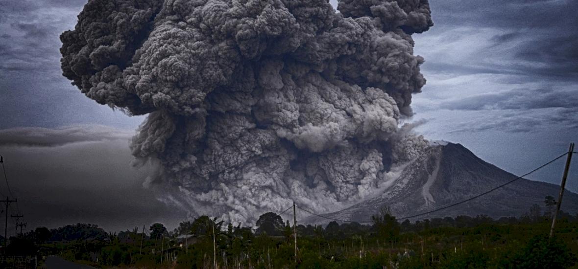 Ismét kitört Eurázsia legnagyobb vulkánja – videó