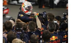 Forma-1: Max Verstappen győzelmével ért véget a szezon