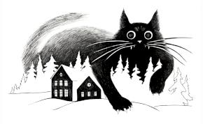 Emberevő macskaszörnnyel ünneplik meg a karácsonyt Izlandon
