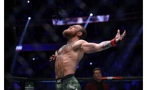 Csodálatos gesztust tett Conor McGregor