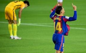 Meg akar szabadulni játékosától a Barcelona