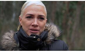 Tóth Gabi annyira kiakadt a támadások miatt, hogy megmutatta a kisírt szemeit