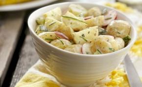 Tuti majonézes saláták, ahogyan még sohasem kóstoltad