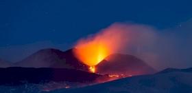 Földrengést okozott a környéken az újra kitörő Etna