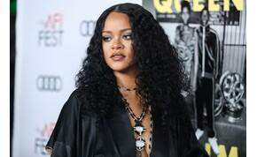 Rihanna megvillantotta az izgató fenéket – válogatás
