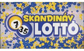 Skandináv lottó: 237 millió forintot nyert valaki karácsony előtt