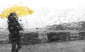 A Meteorológiai Szolgálat figyelmeztet: havas esőre is számíthatunk
