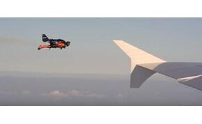 Repülő embert vettek videóra – már az FBI is körözi