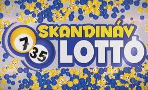 Olyan számokat húztak ki az év utolsó Skandináv lottóján, hogy azt megtippelni se lehetett volna