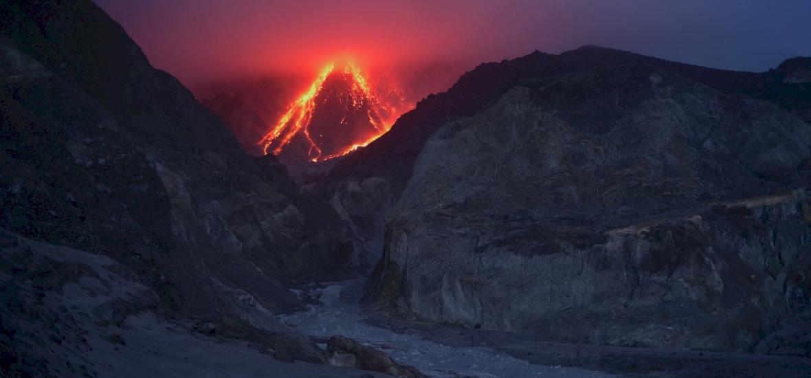 24 órán belül hatalmas vulkánkitörés várható