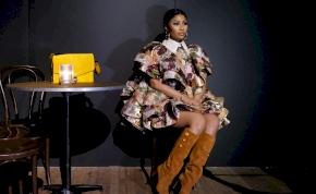 Nicki Minaj háromhónapos kisbabája Gucciban és Versacében cukiskodik