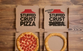 A Pizza Hut piacra dobja a pizzaszéleket – már külön rendelhetők
