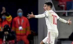 Szoboszlai nem játszhat a Dortmund ellen – ez az indok