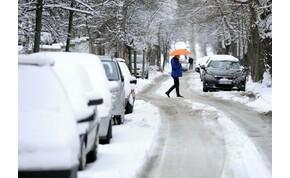 Most akkor lesz hó vagy sem? - csütörtöki időjárás