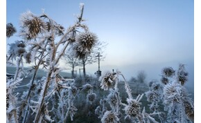 Pénteken már havazhat – időjárás