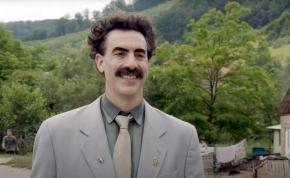 Borat visszavonul, búcsúzhatunk a zseniális figurától