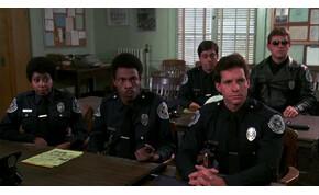 Elhunyt a Rendőrakadémia filmek sztárja