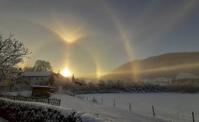 Elképesztő természeti csodát fotóztak