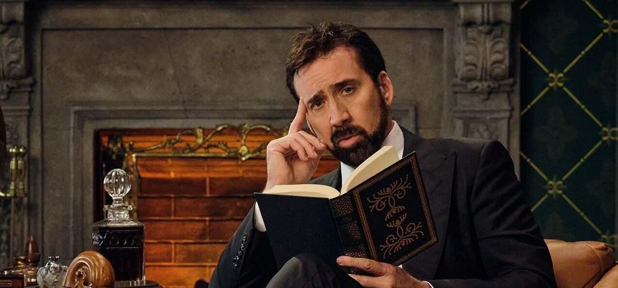 Nicolas Cage megmutatja nekünk, honnan jöttek a legmocskosabb káromkodások – kritika