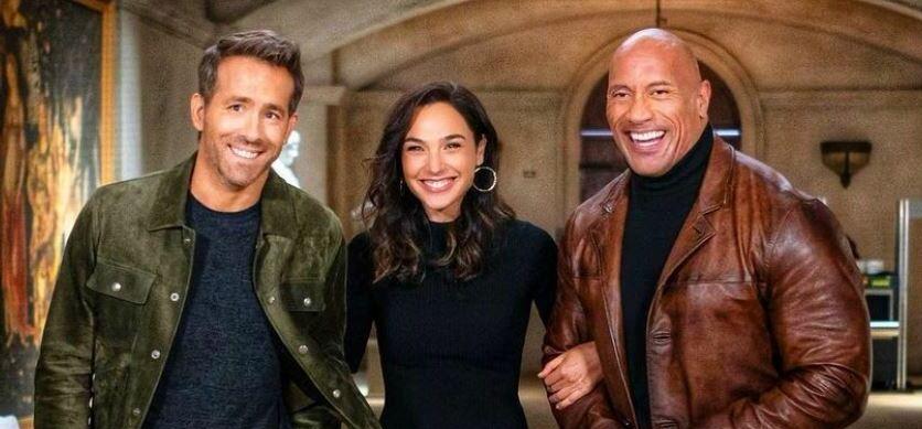 Ryan Reynolds, Gal Gadot, Dwayne Johnson – elképesztő sztárparádét hoznak a Netflix idei filmjei