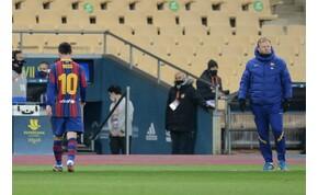 Messi megkapta élete első piros lapját, több meccsre is eltilthatják