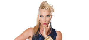Bailó con las estrellas rivales Anna Bachtour desnuda - foto