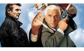 Jön az új Csupasz pisztoly, ráadásul Liam Neeson főszereplésével?