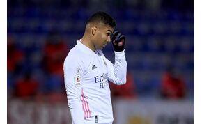 A Real Madrid egy harmadosztályú csapat ellen esett ki a spanyol kupából – videó