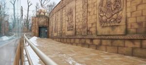 Elkészült a Nyíregyházi Állatpark India-háza