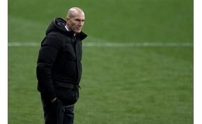 Marad Zidane a Real Madrid kispadján?