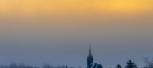 Kettétört egy macska a leghidegebb magyar településen a nagy hidegben?
